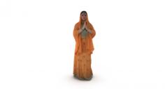 Indian Fiancee 3D Model