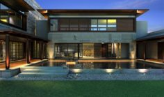 GL house 3D Model