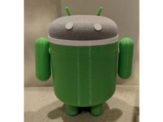 Android Body for Google Home Mini 3D Print Model
