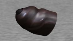 Furry dick 12 3D Model