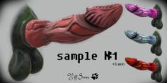 Sample 1 3D Model