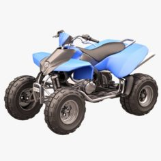 Rocky Mountain ATV 04 3D Model