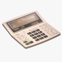 Casine Calculator 3D Model