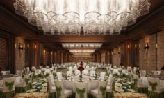 CB Hotel Assembly Room 3D Model