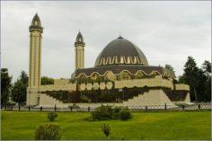 mosque 3D Model in  MAX,  FBX,  C4D,  3DS,  STL,  OBJ,  BLEND,  DWG
