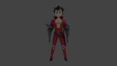 Zeldris Nanatsu no Taizai 3D Model