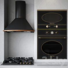 Kitchen appliances Kuppersberg                                      3D Model