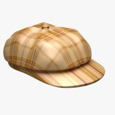 Grandpa Hat 3D Model