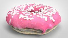 PINK DONUTS 3D Model
