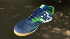 Shoe low poly 3D Model