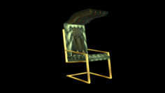 Free 3d armchair Free 3D Model
