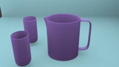 Jar 3D Model