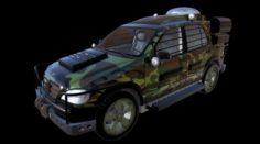 Mercedes Benz ML 430 JP The Lost World Version 3D Model