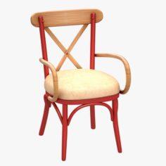 Chair 45 3D Model
