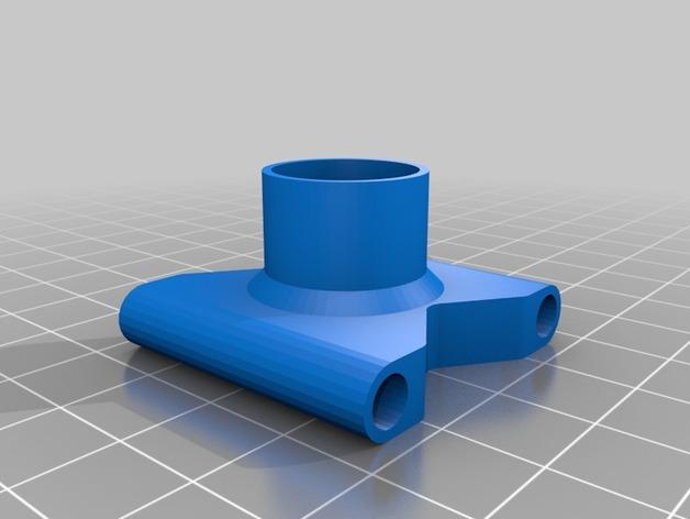 Axii Alien Mount 3D Print Model