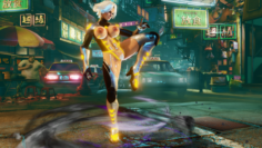 NUDE GLORIOUS TNA CHRISTIE – VANGUARD OUTFIT 3D Model