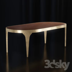 Table Charles                                      Free 3D Model