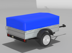Trailer Free 3D Model