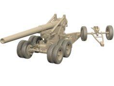 155 M 1 3D Model
