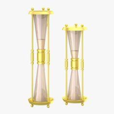 Hourglasses 3D Model