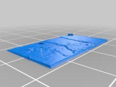 Number 15 3D Print Model
