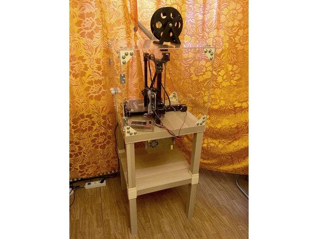 Table for printer 3D Print Model