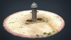 Fountain 7 3D Model