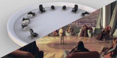 Jedi Council 3D Model