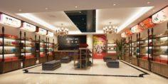 Business – Shop – Exhibition Room – 9417 3D Model