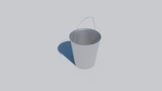 of a Bucket 3D Model