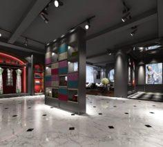 Business – Retail – Shop 9494 3D Model