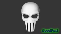Mask of Taskmaster Udon 3D Model