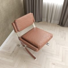 Chair OfficeSpace 3D Model