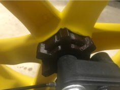 Brake Gear for Clicgear Golf Cart ver 3 3D Print Model