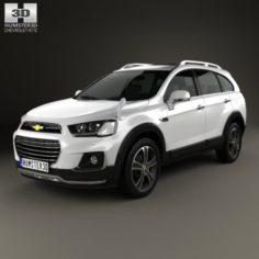 Chevrolet Captiva JP 2015 3D Model