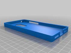 Leeco Le pro 3 case 3D Print Model