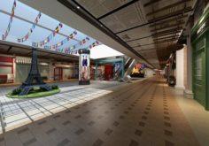 Business – Retail – Shop 9431 3D Model