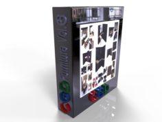 CGD Furniture VOL 6 -Kitchen- 3D Model