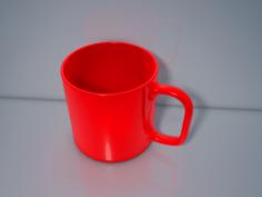 Mug Cool 3D Model