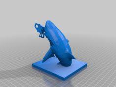 Sharknado!! 3D Print Model