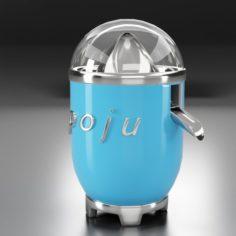 Portable Juicer 3D Model