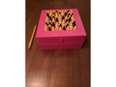 Sudoku Puzzle Box 3D Print Model