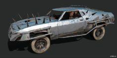 Soul Sweeper 3D Model