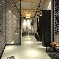 Fashion – Women Clothing Store 234 3D Model