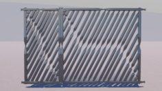 Steeldoor 3D Model