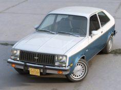 Chevy Chevette 2 door 1980 3D Model