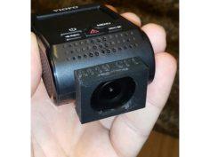 Viofo A119 Dashcam CPL Lens Holder 3D Print Model