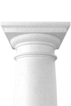 Tuscan Column 3D Model
