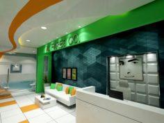 Advertising company 3D Model