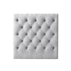 Upholstered – Buttoned Headboard 3D Model